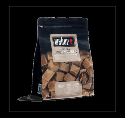 Weber Cubetti accendi-fuoco