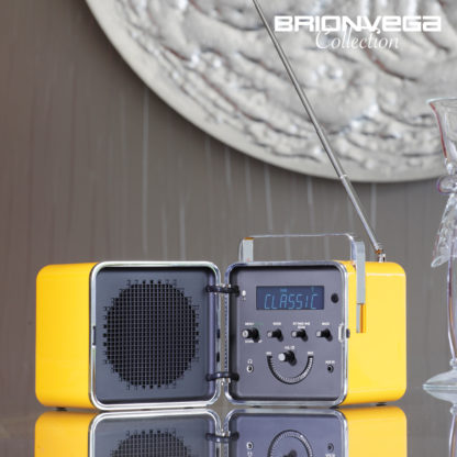Brionvega Radio.cubo TS522D+S