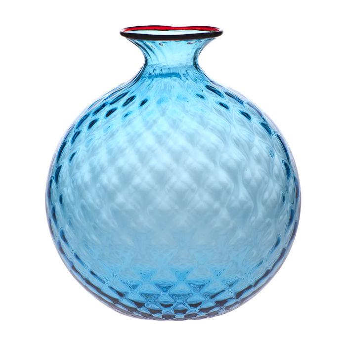 Vaso monofiore balloton di venini vetro di murano for Listino prezzi vasi venini