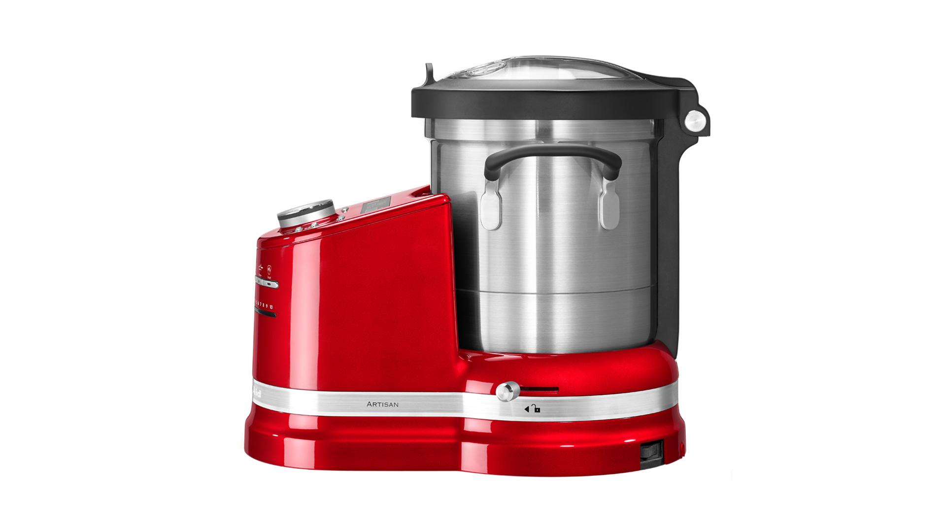 KitchenAid Cook processor robot da cucina con cottura - Gasparetto 1945