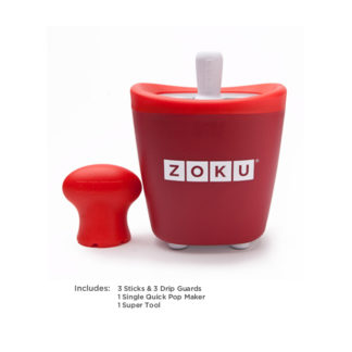 Zoku Single Pop Maker, crea gelati con lo stecco