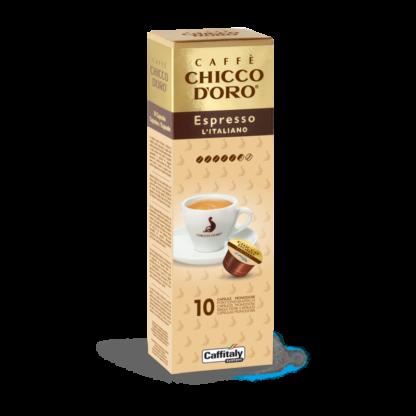 Caffitaly Capsule Espresso L'Italiano