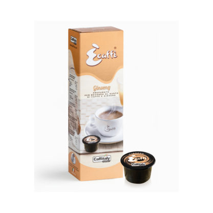 Caffitaly Capsule Ginseng