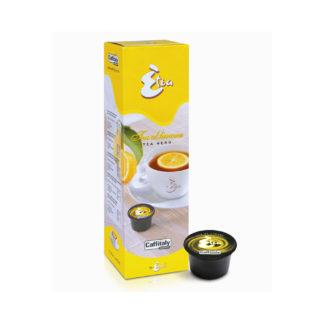 Caffitaly Capsule Tea al limone