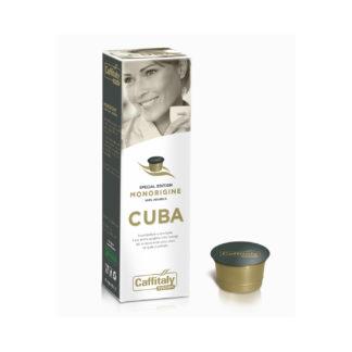 Caffitaly Capsule Monorigine Cuba