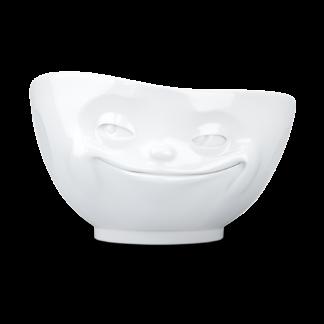 Tassen Ciotola Grinning bianca