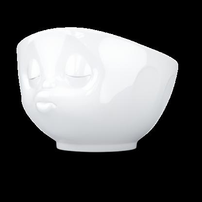 Tassen Ciotola Kissing bianca