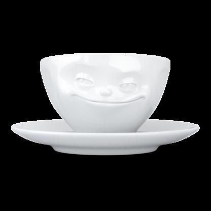Tassen Tazza caffè Grinning