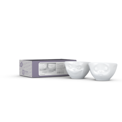 Tassen Set coppette Grinning & Kissing