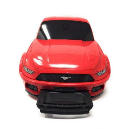 Ridaz Trolley car Ford Mustang