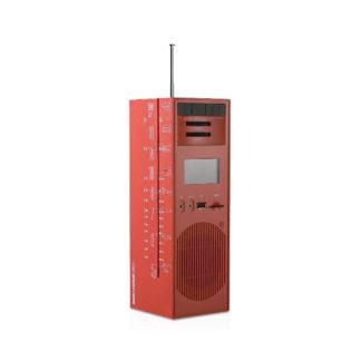 Brionvega Radio Grattacielo RR327D+S