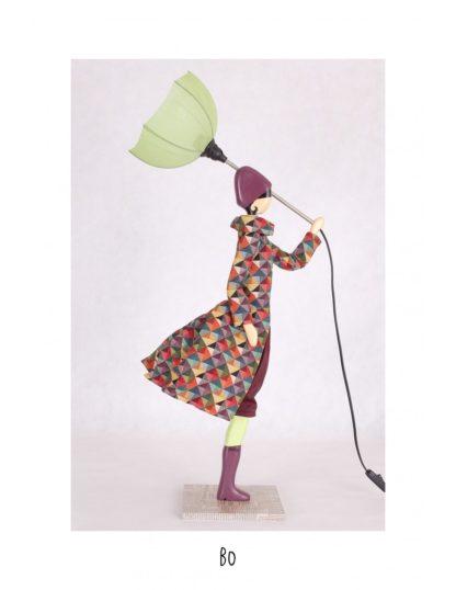 Skitso lampada Little Girl