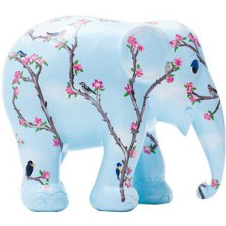Elephant Parade elefantino Blossom & Birds