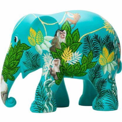 Elephant Parade elefantino Monkey Business