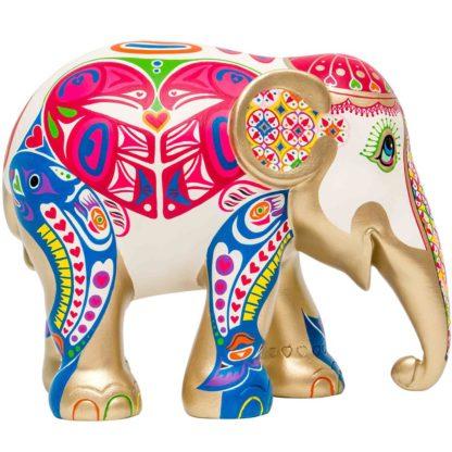 Elephant Parade elefantino Love Wild, Love Free