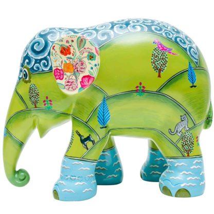 Elephant Parade elefantino Van Vaibhav