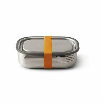 Black+Blum Lunch box large acciaio