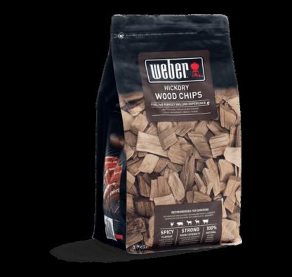 Weber Wood Chips Hickory