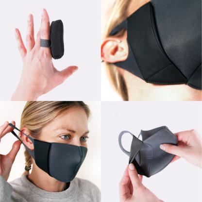 Banale Kit Active Mask + Eco Spray igienizzante
