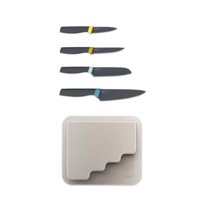 Joseph Joseph DoorStore Set di 4 coltelli Elevate