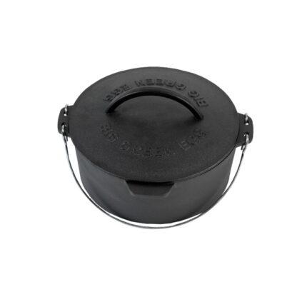 BGE Pentola Cast Iron (forno olandese)
