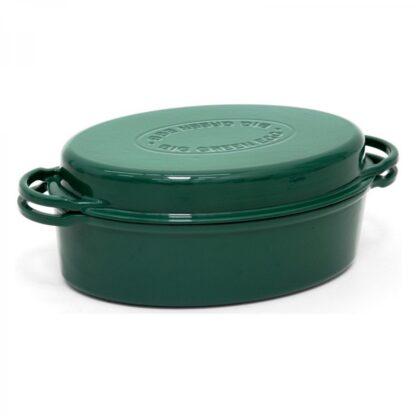 BGE Pentola Ovale Green Dutch Oven (forno olandese)
