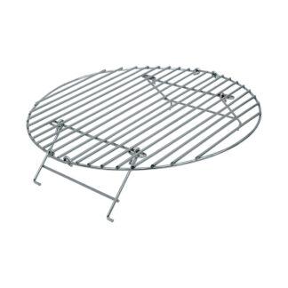 BGE Griglia sovrapponibile pieghevole per barbecue L e XL