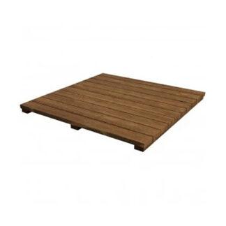 BGE Inserto in legno di acacia