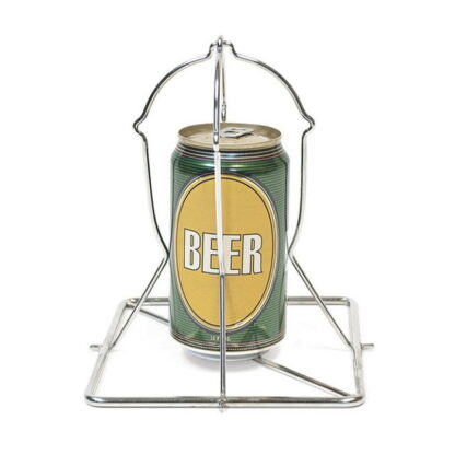 BGE Spiedo verticale per pollo alla birra