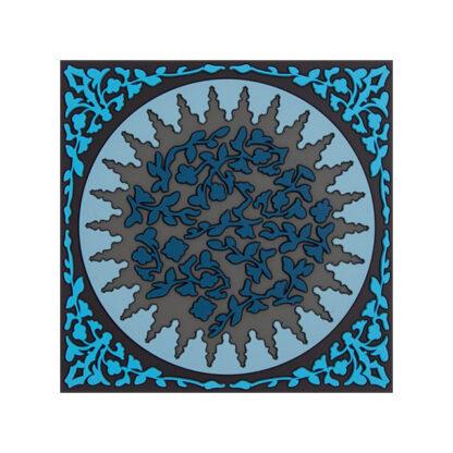Images d'Orient Sottopentola Mosaic Blue