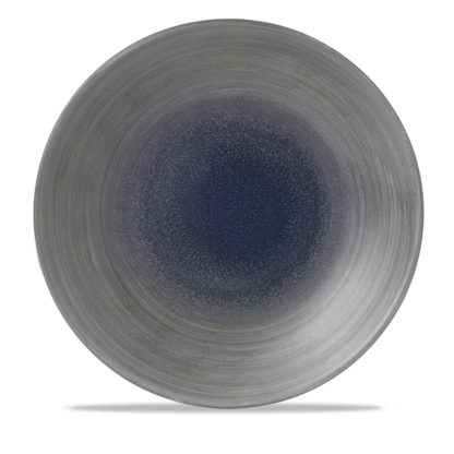 Churchill Stonecast Aqueous Fjord Evolve Coupe Plate 28,8 cm