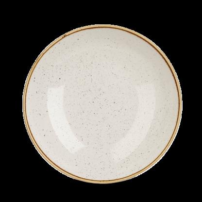 Churchill Stonecast Barley White Evolve Coupe Bowl 24,8 cm
