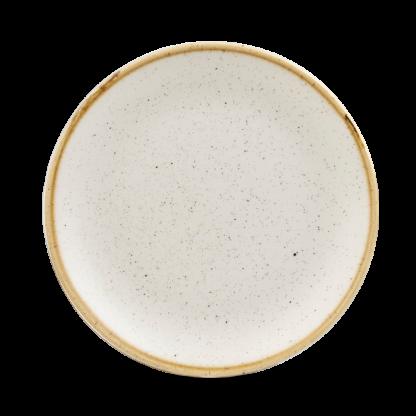 Churchill Stonecast Barley White Evolve Coupe Plate 21,7 cm