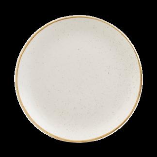 Churchill Stonecast Barley White Evolve Coupe Plate 26 cm
