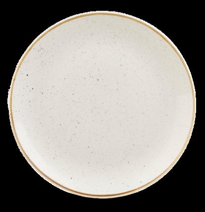Churchill Stonecast Barley White Evolve Coupe Plate 32,4 cm