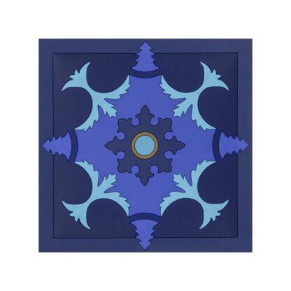 Images d'Orient Svuotatasche Zafaf Bluebird