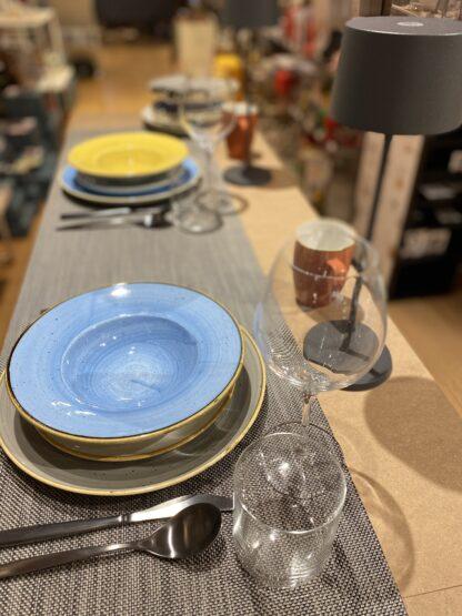 Churchill Stonecast Mix Set piatti 6 posti tavola, 18 pezzi