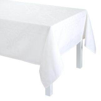 Le Jacquard Français Azulejos Tovaglia blanc