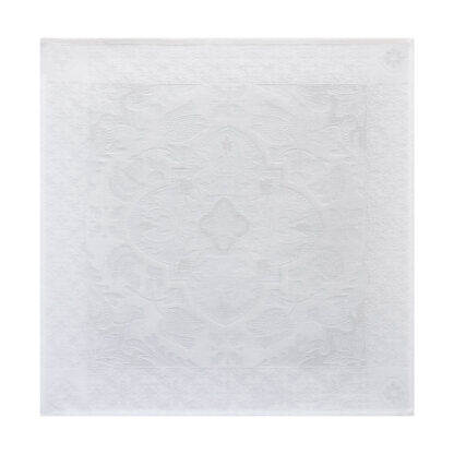 Le Jacquard Français Azulejos Tovagliolo blanc