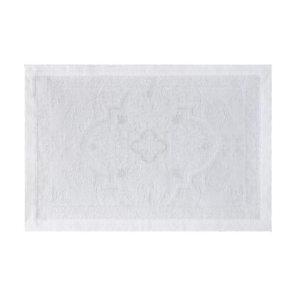 Le Jacquard Français Azulejos Set americano blanc