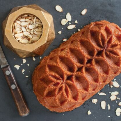 Nordic Ware Stampo Jubilee Loaf - NW 82677