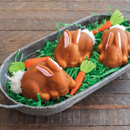 Nordic Ware Stampo Baby Bunny Cakelet - NW 90148