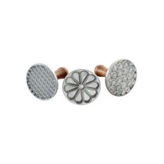 Nordic Ware Stampini per biscotti 3D All Season - NW 01235