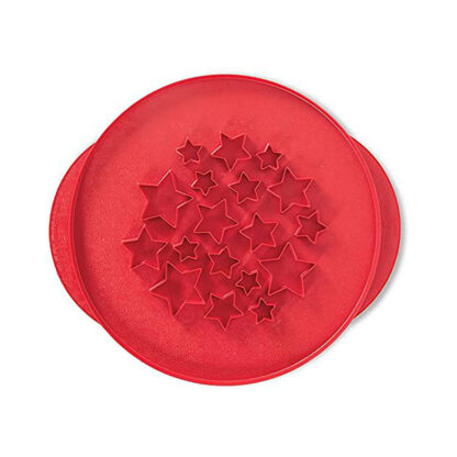 Nordic Ware Top Cutter Stars & Cherries - NW 04030