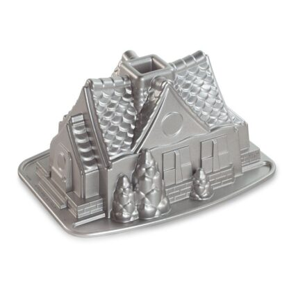 Nordic Ware Stampo Bundt Gingerbread House - NW 83948