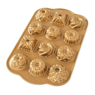 Nordic Ware Stampo Bundt Charms - NW 85677