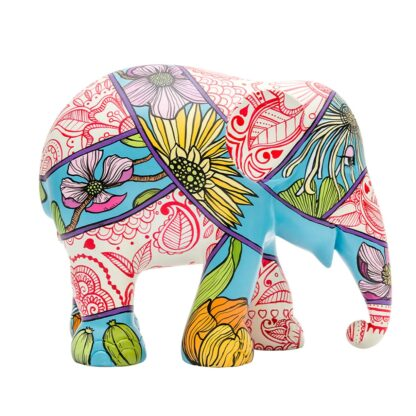 Elephant Parade elefantino Henna & Head Scarves
