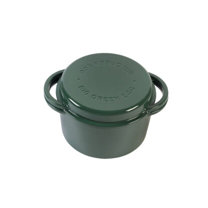 BGE Pentola Tonda Green Dutch Oven (forno olandese)