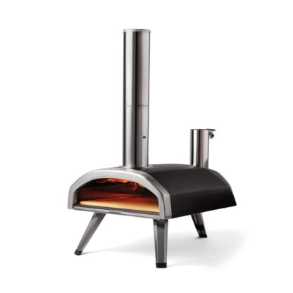 Ooni Fyra forno per pizza a pellet