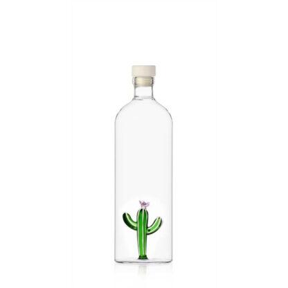 Ichendorf Desert plants Bottiglia con cactus verde